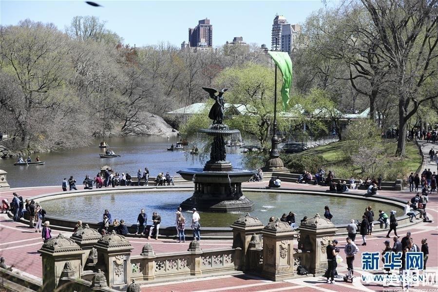 (国际·北京世园会)(2)世界园林巡礼——纽约的城市花园:中央公园