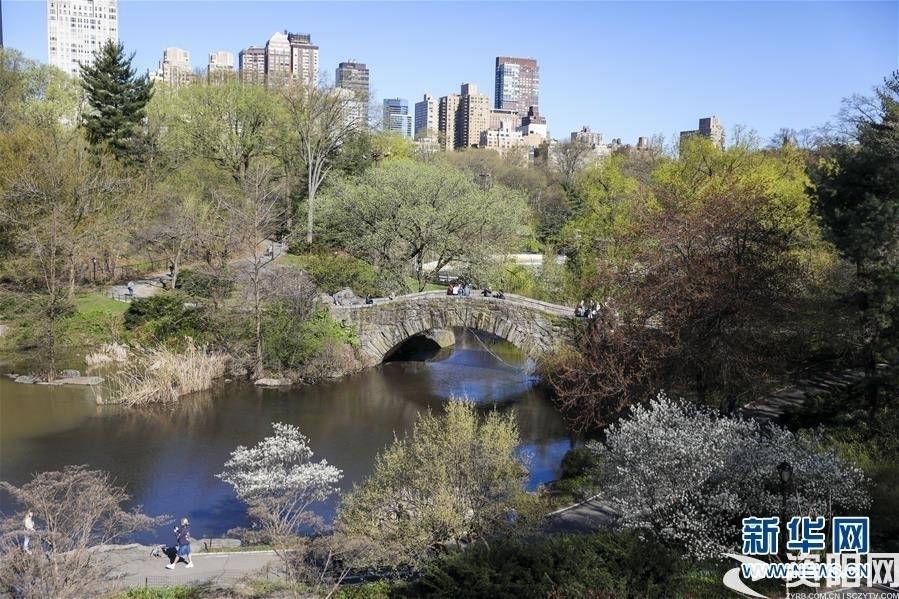 (国际·北京世园会)(4)世界园林巡礼——纽约的城市花园:中央公园
