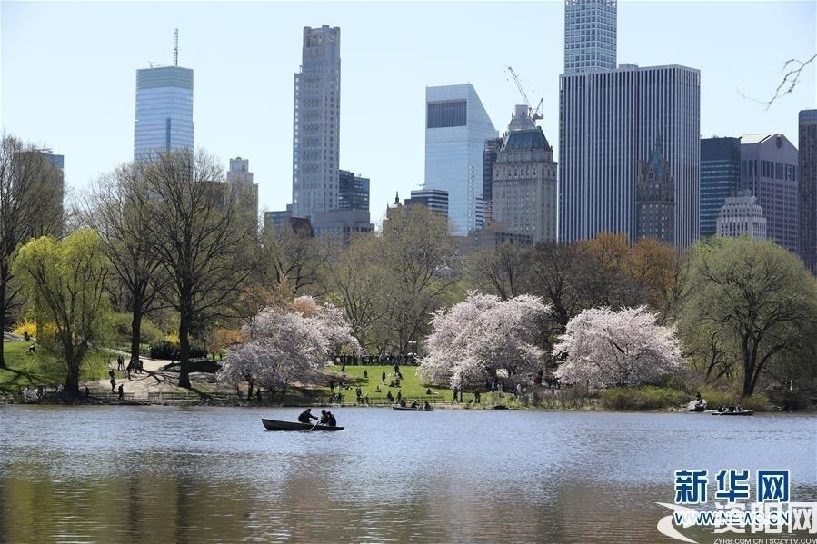(国际·北京世园会)(1)世界园林巡礼——纽约的城市花园:中央公园