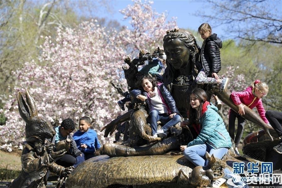 (国际·北京世园会)(6)世界园林巡礼——纽约的城市花园:中央公园