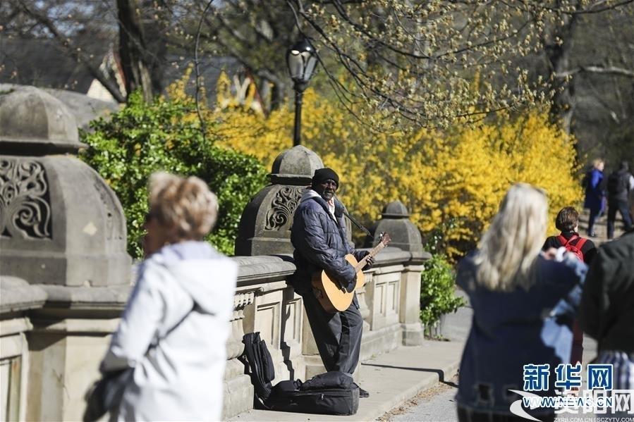 (国际·北京世园会)(7)世界园林巡礼——纽约的城市花园:中央公园