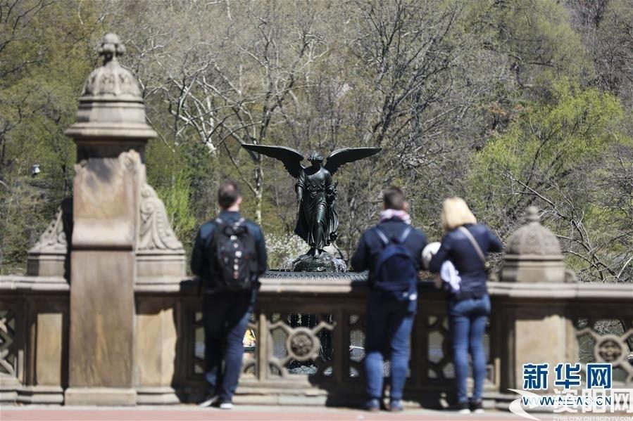 (国际·北京世园会)(14)世界园林巡礼——纽约的城市花园:中央公园