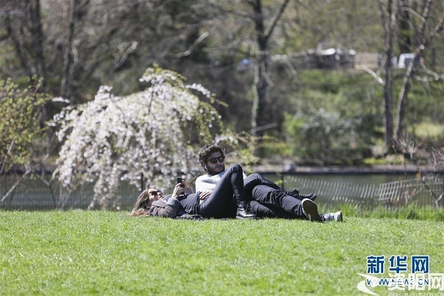 (国际·北京世园会)(16)世界园林巡礼——纽约的城市花园:中央公园