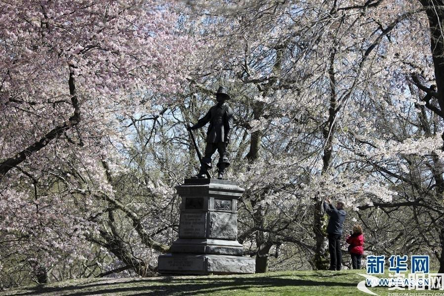 (国际·北京世园会)(15)世界园林巡礼——纽约的城市花园:中央公园