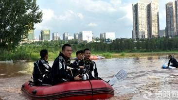 【图集】资阳有了首支潜水救援队