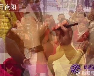 【微视频】2020资阳市少儿春晚首场海选节目彩排现场