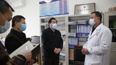 分區分類 精準(zhun)施策 統籌(chou)抓(zhua)好疫情防控和經濟社會發展工作