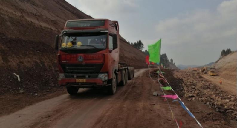 成(cheng)資(zi)渝高(gao)速復(fu)工建設,2020年通車計劃不變
