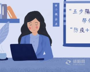 """@小微(wei)企(qi)業""""五步(bu)隔離法""""幫你""""防疫+復工"""""""