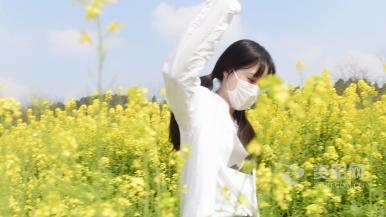 視頻︰資色(se)·打卡資陽——沱(tuo)江河(he)畔的油菜花