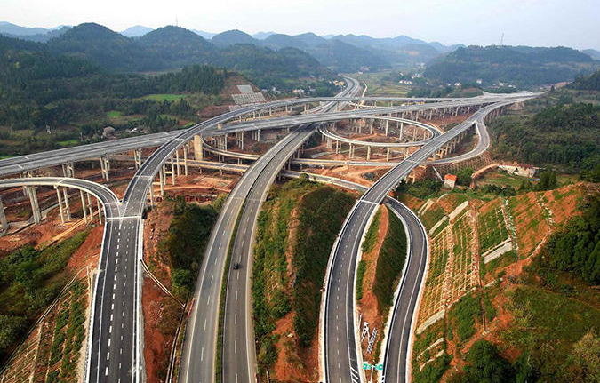 3月6日以(yi)來,四川高速(su)公(gong)路交通(tong)流量(liang)超(chao)同期
