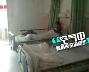 """武(wu)漢(han)79歲老奶(nai)奶(nai)住院太(tai)想家偷(tou)偷(tou)""""逃(tao)跑"""",被(bei)醫護(hu)逮住現場(chang)讓人笑噴(pen)"""