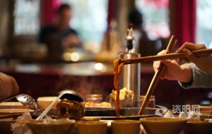 【图集】成都:火锅餐饮店有序恢复营业