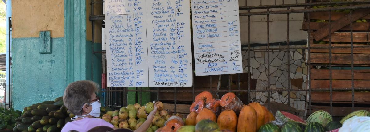 【圖集】疫情下的古巴民眾生活