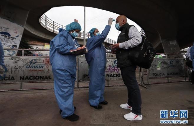 全球新冠肺炎确诊病例超百万例