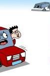 机动车不礼让行人要遭!资阳城区智能交通二期项目将投用