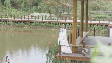 """【圖(tu)集】""""仙(xian)女(nv)小姐姐""""打卡花溪河風景(jing)區"""