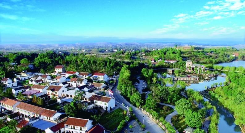 資陽這三個(ge)村有xing)cheng)為(wei)省級鄉村旅游重(zhong)點(dian)村