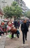"""资阳城管开展农贸市场整治 让市民和""""脏乱差""""说""""拜拜"""""""