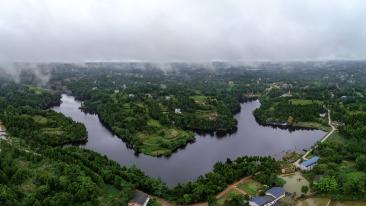 麻柳河上观鸟记