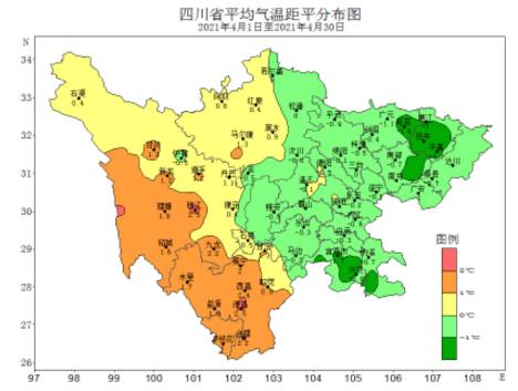 预计5月四川还有4次降水过程,专家建议……