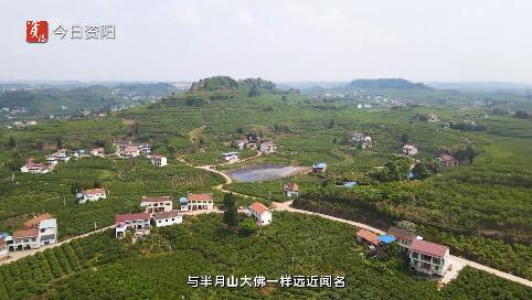 百年大业看今朝 我看新村多变化——半月村