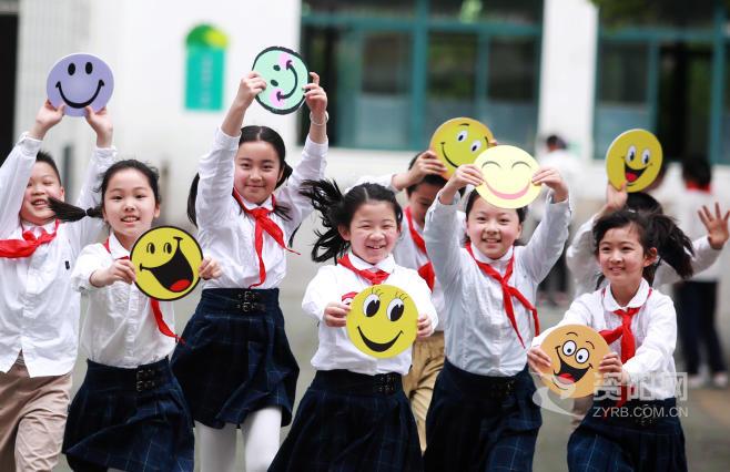 【图集】世界微笑日||你笑起来真好看