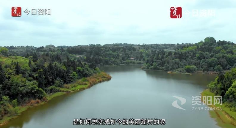 百年大业看今朝 我看新村多变化——袁桥村