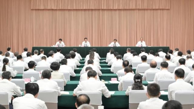 中央第五生态环境保护督察组督察四川省动员会在成都召开