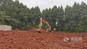 边督边改||迎接镇非法碎石加工厂已拆除 占用土地正在复垦中